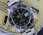 Rolex Submariner Date Tropical Patina Matte Dial / 1982 / Vintage / Ref: 16800