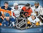 2018-19 Panini NHL Stickers Collection Hockey Cards 13