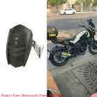 PP Material Motorcycle Rear Wheel Extension Plate Fender Cover Splash Shield
