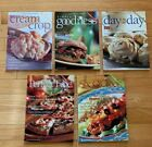 Lot Of 5 vintage Weight Watchers Magazines 1997 2000 over 600 recipes