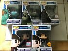 Funko Pop! Dreamworks Trollhunters Set Chase Exclusive 466 466 469 470 470