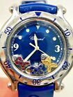 Chopard Happy Fish Stainless Steel Blue dial