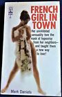 Mark Daniels FRENCH GIRL IN TOWN 1967