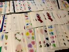 Choose One Vintage Retired Mrs Grossmans Stickers 1 2 Strip Holidays Hearts