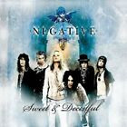 NEGATIVE 'SWEET AND DECEITFUL' CD NEW+