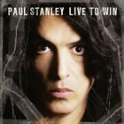 PAUL STANLEY 'LIVE TO WIN' CD NEW+!