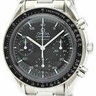Polished OMEGA Speedmaster Automatic Steel Mens Watch 3510.50 BF341924