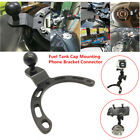 Motorcycle Bikes Small Fuel Tank Mounting Phone Camera Fixed Bracket Connector