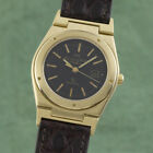 IWC Ingenieur SL 18K 0750 Gold Damenuhr Medium Ref 6703 Gold Klassiker