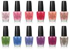 OPI Nail Polish Lacquer Full Size Choose Your Color BUY 2 GET 1 FREE
