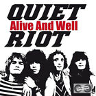 Alive And Well by Quiet Riot (Import) (CD, 2013, Solid Rockhouse Records)
