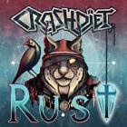 CRASHDIET - RUST   CD NEU+