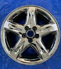 1 17 Lincoln LS Factory OEM Stock Wheel Rim Chrome 1W431007AA 00 01 02 03 04