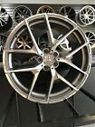 20 Stag Gunmetal Y AMG Style Rims Wheels Fits Mercedes Benz S430 S550 S500