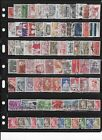 Denmark stamp collection lot 106