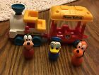 Vintage Mickey Mouse Train