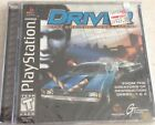 PlayStation Driver You Are The Wheelman Factory Sealed 1st Edition