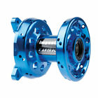Tusk Impact Motorcycle Hub - Front Blue - Fits: KTM 625 SXC 2003-2004