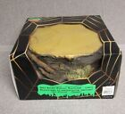 2007 LEMAX SPOOKY TOWN HALLOWEEN VILLAGE TREE STUMP DISPLAY PLATFORM #74638