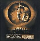 Soundtrack - Universal Soldier: The Return (Music from th ** Free Shipping**