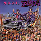 The Zeros - 4-3-2-1-the Zeros ** Free Shipping**