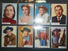 1953 Topps Who-z-at Star Trading Cards 8