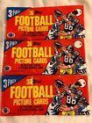 Lot of (3) 1982 Topps Football Cards Grocery Rack Packs. L.T. and Lott PSA 10's?