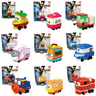Robot Train Season 2 Korean Animation Diecast Toy 9 Characters