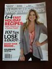 Weight Watchers November December 2011 64 Fast Holiday Recipes Style Bin R