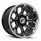 22 Forgiato Flow Terra 002 Machined Forged Wheels Rims Fits Nissan Armada