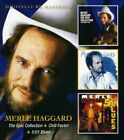 Merle Haggard The Epic Collection/Chill factor/5:01 Blues Remastered 2 CD NEW