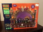 BRAND NEW Lemax Spooky Town SYMPHONY OF SCREAMS #85303 Sights & Sounds Village