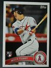 MIKE TROUT RC ROOKIE - 2011 Topps Baseball Card