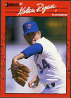 Nolan Ryan Bit by Coyote, Helps Inspire New Baseball Cards 8