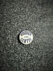 1928 Hoover and Curtis President Campaign Pinback Button