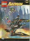 LEGO Batman  The Batwing The Jokers Aerial 7782 Complete