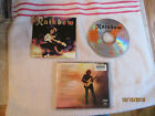 RAINBOW ritchie blackmore BEST OF 99 cent cd Ronnie Dio MAN ON SILVER MOUNTAIN 1