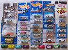 1989 Through 2018 Hot Wheels VW Volkswagen Beetle Bug Choice Lot