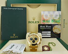 ROLEX Mens 40mm 18kt Yellow Gold DAYTONA Champagne Paul Newman 116528 SANT BLANC
