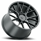 19 Blaque Diamond BD F18 Black Concave Forged Wheels Rims Fits Toyota Supra GR