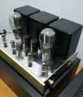 ANTIQUE SOUND LAB AQ1005 AMPLIFICATORE FINALE VALVOLARE 300B JJ TESLA