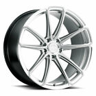 19 XO Madrid Silver 19x85 Forged Concave Wheels Rims Fits Acura TL 04 08