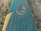 VINTAGE Surfboard DAN VAN ZANTEN RIPCURL MOONLIGHT GLOWING AGGROLITE SURF BOARD