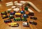 LOT Thomas the Train Wooden Henry+Tender/Kevin/Charlie/Stanley/Percy/Sodor/Monty