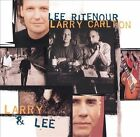 Larry & Lee by Larry Carlton/Lee Ritenour (Jazz) (CD, Apr-1995, GRP (USA))