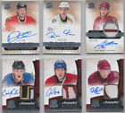 Ultimate Guide to 2011-12 Upper Deck The Cup Auto Rookie Patch Cards 55
