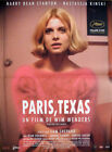 PARIS TEXAS WIM WENDERS NASTASSJA KINSKI REISSUE SMALL FRENCH MOVIE POSTER