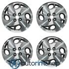 Saturn SC2 2002 2002 15 Factory OEM Wheels Rims Set