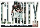 Arian Foster Cards and Autograph Memorabilia Guide 4