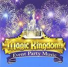 Disney Magic Kingdom Event Party Music CD